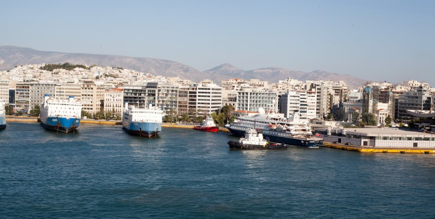 rent a car thessaloniki port